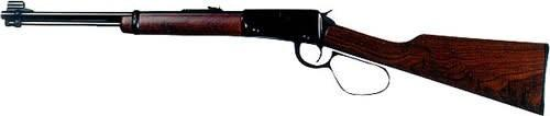 "Henry Repeating Arms Model H001L Lever Action Carbine .22LR 16.125"" Barrel Walnut Stock Blued Finish?>"