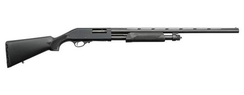 "CHARLES DALY 20GA 3"" PUMP ACTION SYNTHETIC SHOTGUN BLK  26""?>"