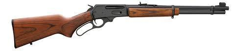 Marlin Lever Action Rifle RH 16.25''30-30WIN BlueWood(5+1) 336Y Standard Trgr?>