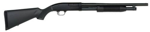 Mossberg Maverick 88 Pump Shotgun 12 GA, RH ,3'' Slug 24 In FullRifled Blue Syn?>