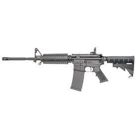 Colt (Rest) Colt AR15 Carbine .223 16'' Rifle, Telescopic stock?>