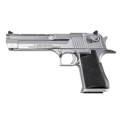 DESERT EAGLE MARK XIX POLISHED CHROME .44MAG?>