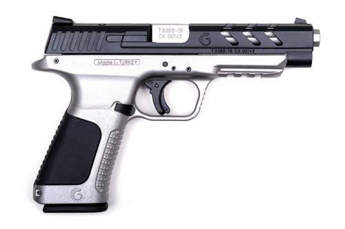 Girsan MC28 TX Tactical 9mm Pol. Pistol 5'' OPTIC Ready?>