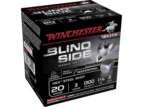 Winchester Blind Side Shotshell 25rd/Box?>