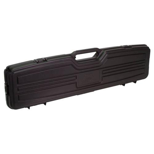"Plano Special Edition Rimfire/Sporting Case 41"" Length Contoured Recessed Latches Molded In Handle High Density Interlocking Foam Polymer Matte Black?>"