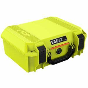 Pelican Vault V200 Medium Pistol Case With Foam Green?>