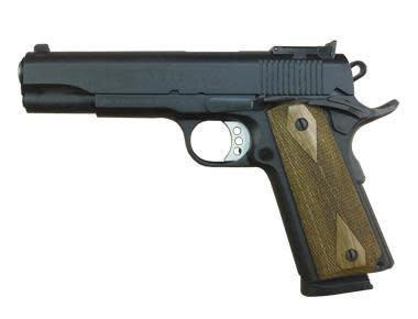 Tanfoglio TANFOGLIO WITNESS CUSTOM 1911 Black with VZ grip?>