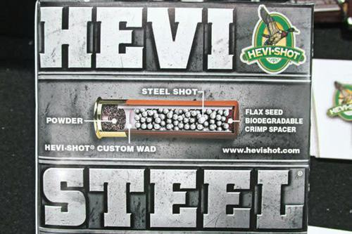Hevi-Shot Hevi-Steel 12 Ga 3'' BB Steel 1.25oz 25 Rounds?>