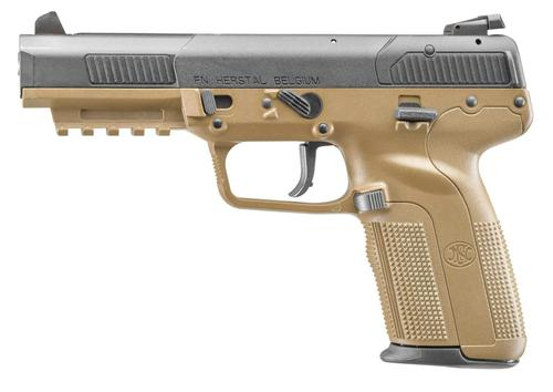 FN Five-Seven Pistol 5.7x28mm 10+1-FDE?>
