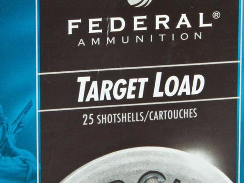 Federal Federal  Top Gun Target Shotshell 12 GA, 2-3/4 in, No. 7-1/2, 1 oz, 2-3/4Dr, 25 Rnd. single?>