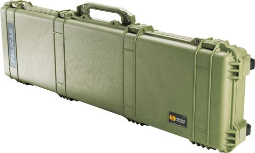 Pelican™ Protector Case™ 1750 WL/WF LONG GUN CASE OD GREEN?>