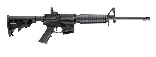 Smith & Wesson Smith & Wesson 11617 M&P 15 Sport Rifle 5.56 5rd Black w/dust cover & MagPul Rear Sight?>