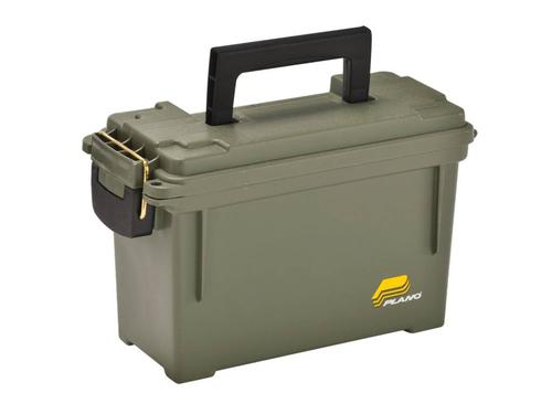 Plano Field/Ammo Box, Small 11.63''x7.13''x5.13'', O.D. Green?>