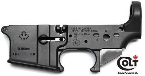 COLT CANADA AR-15 STRIPPED LOWER RECEIVER?>