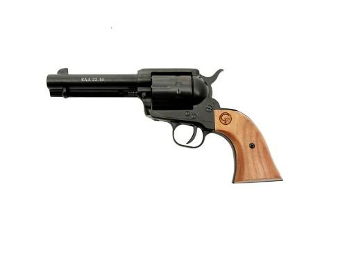 Chiappa Chiappa 1873 .22LR Single Action Revolver, 4.75'' Barrel, BLK?>