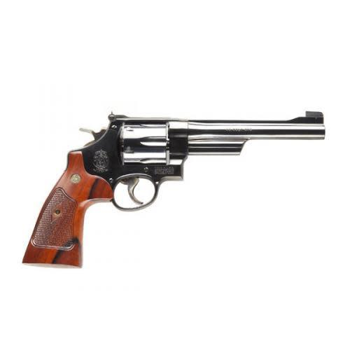 Smith & Wesson Smith&Wesson Model 25 .45 Colt Classic Revolver 6.5'' Blue?>