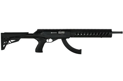 CZ 512 Tactical Semi-Auto Rifle, 22 LR, 16.5'' Bbl Polymer, 25 Rnd, No Sights, Non-Adj Trigger?>