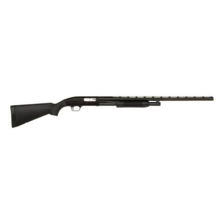 Mossberg Mossberg Maverick 88 Pump Shotgun 12 GA, RH ,3'' All-Purpose 28 In Blue Syn Vent Rib?>