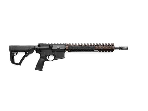 Daniel Defense Daniel Defense M4A1 5.56 Nato, 14.5'' Barrel, Black with FDE Handguard?>