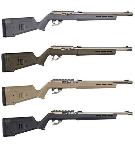 Magpul MAG760-BLK: Hunter X-22 Takedown Stock - Ruger 10/22 Takedown - Black?>