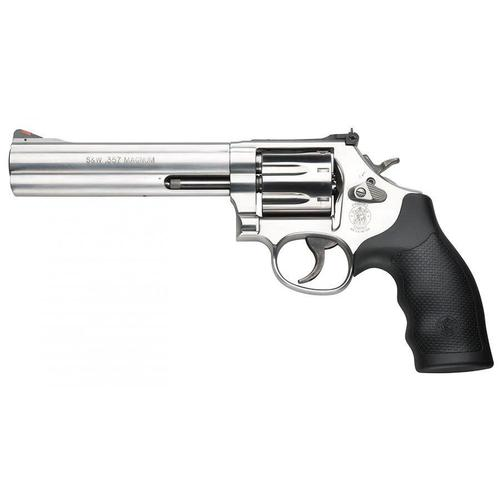 Smith & Wesson 686 Plus Distinguished Combat Revolver 6″ 357 MAG/38 SP 7rds?>