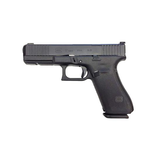 Glock 17 Gen 5 MOS W/Ameriglo Bold Night Sights 9mm Pistol?>