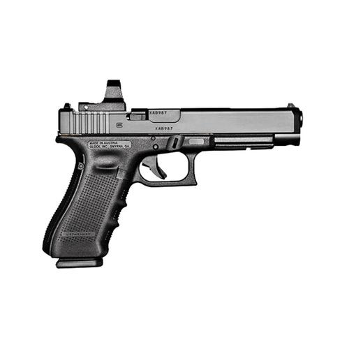 "GLOCK 41 GEN4 MOS, 5.31"" BARREL, 45 ACP, BLACK?>"