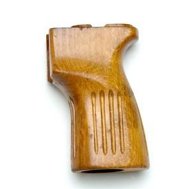 Wood Grip for M84 Skorpion?>