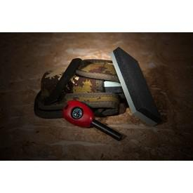 DOUBLE GRAIN SHARPENER & FLINT?>