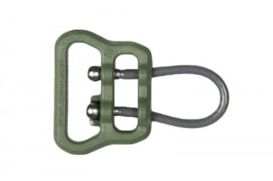 "Blue Force Gear U-Loop for 1.25"" Slings, Camo Green?>"