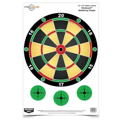Birchwood Casey Dirty Bird Shotboard Target 8/PKG?>