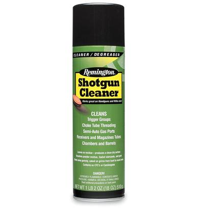 Remington Shotgun Cleaner, 18 Oz Aerosol?>