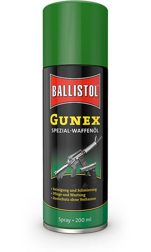 Ballistol Gunex Gun Care Oil Spray, 200 mL?>