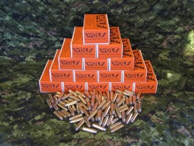 Wolf 44 Magnum 240gr SWC 100 Rounds?>
