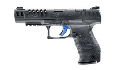 "Walther PPQ Q5 Match, 5"" Barrel, 9mm, Free Shipping?>"