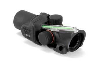 Trijicon ACOG 1.5x16 Compact Green Ring & Dot Reticle?>