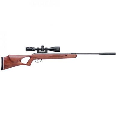 Crosman Benjamin Classic .22 Cal W 3-9 X 40 Scope, 495 fps?>