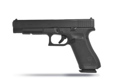 Glock G34 Gen 5, 9mm, Adjustable MOS Sights?>