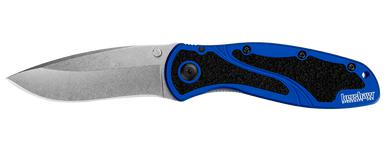 Kershaw Blur, Navy Blue/ Stonewashed?>