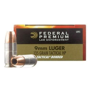 Federal Bonded 9mm, 135 Gr, HP, 50 Rds?>