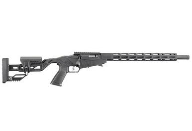 "Ruger Precision Rimfire 22 LR, 18"" Barrel, Quick-fit Adj Stock?>"