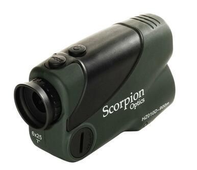 Scorpion Outdoors 1000 Yard Laser AC Rangefinder?>