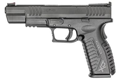 "Springfield Armory XDM Competition 9mm, 5.25"" Bbl, 2 Mags?>"