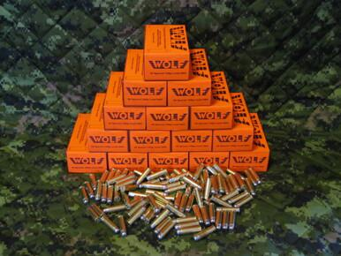 Wolf 38 Special 158gr RNFP Cowboy Action, Case of 500?>