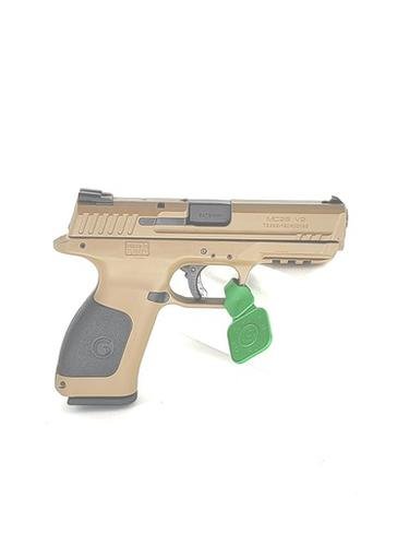"Girsan MC 28 SA 9mm, 4.25"" Barrel, Desert Sand?>"