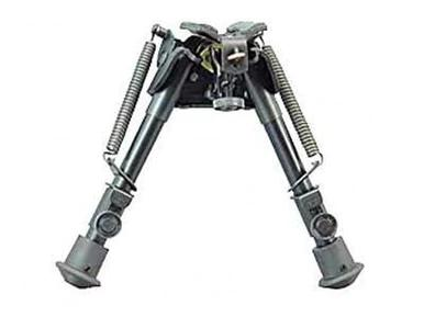 "Harris Bipod, Bench Rest 6""-9""with Swivel?>"