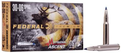 Federal Terminal Ascent 30-06 SPRG, 175 Gr, 20 Rds?>