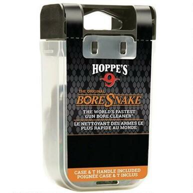 Hoppe's No 9 Snake Den Boresnake for .410 Ga Shotguns?>