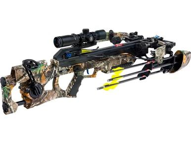 Excalibur Assassin 360 Crossbow Pkg Tact-Zone Ill Scope, Camo?>