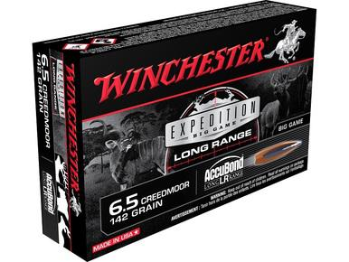 Winchester Expedition Big Game LR 6.5 Creedmoor 142 Gr, 20 Rds?>